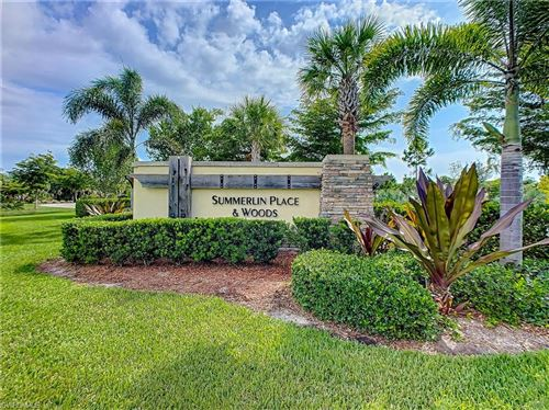 Photo of 14704 Summer Rose Way, FORT MYERS, FL 33919 (MLS # 220033846)