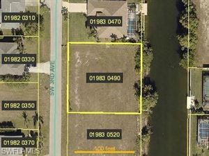 Photo of 1215 SW 3rd AVE, CAPE CORAL, FL 33991 (MLS # 219055852)