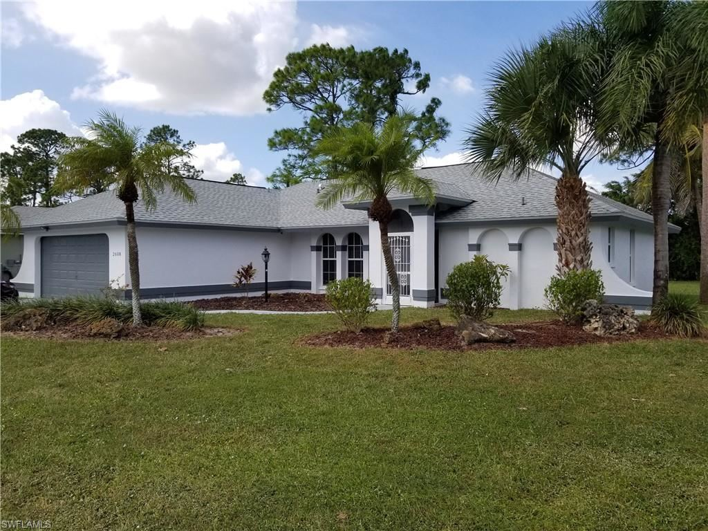 2608 6th Street W, Lehigh Acres, FL 33971 - #: 219070856