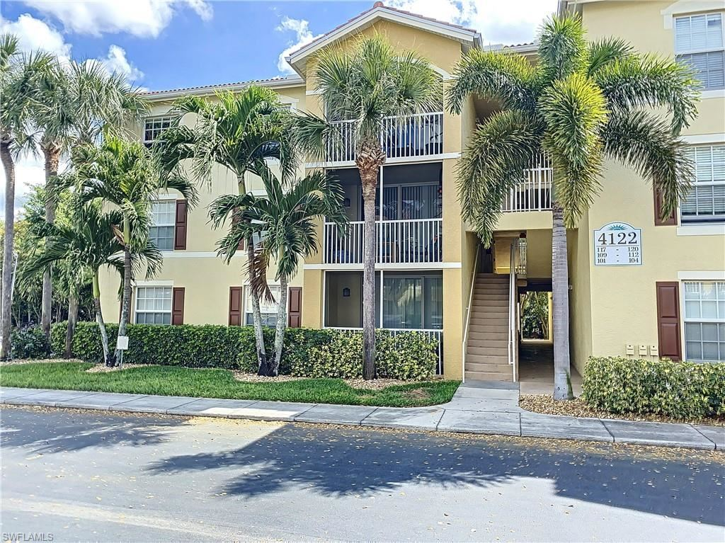 4122 Residence Drive #117, Fort Myers, FL 33901 - #: 220011860