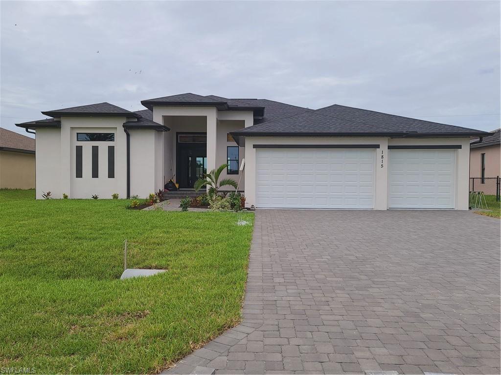 1815 SW 40th Terrace, Cape Coral, FL 33914 - #: 221057861