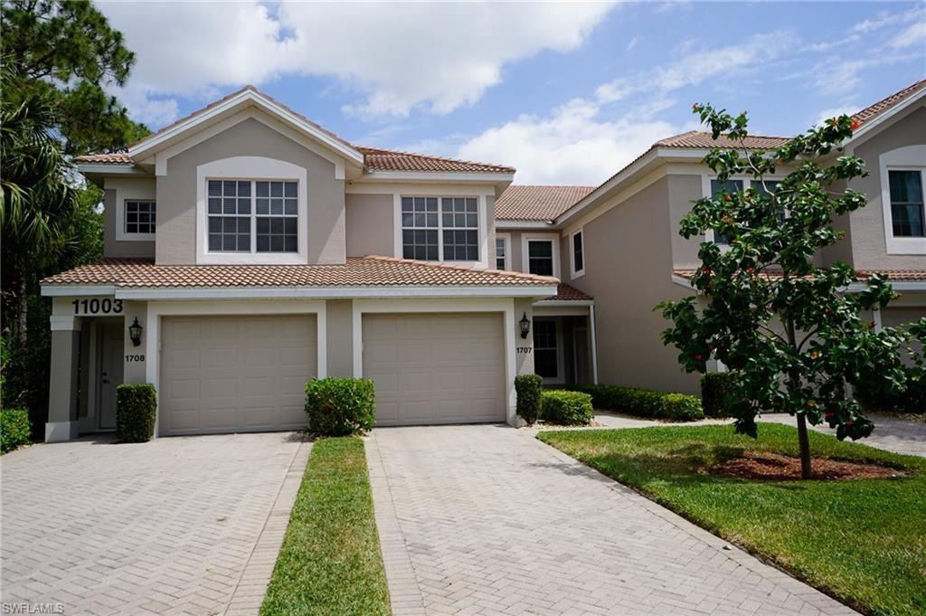 11003 Mill Creek Way #1707, Fort Myers, FL 33913 - #: 221037866