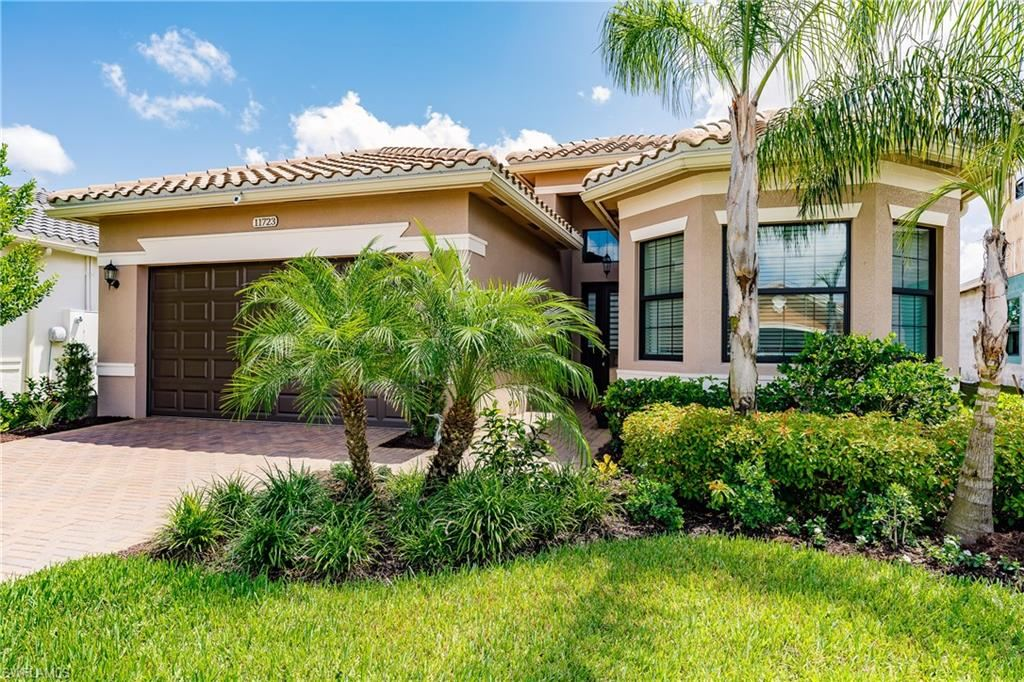 11723 Kati Falls Lane, Fort Myers, FL 33913 - #: 220055870