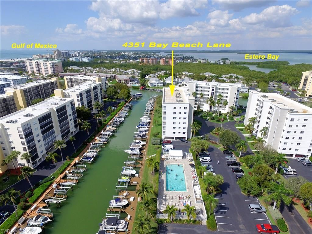 4351 Bay Beach Lane #432, Fort Myers Beach, FL 33931 - #: 220022878