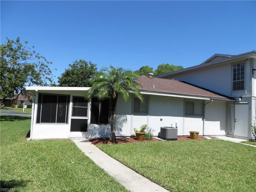 3308 Royal Canadian Trace #1, Fort Myers, FL 33907 - #: 221030880