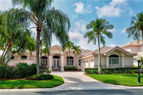 Photo of 11331 Longwater Chase Court, FORT MYERS, FL 33908 (MLS # 220028890)