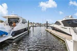 Photo of Boat Dock F-17, FORT MYERS, FL 33908 (MLS # 219019893)