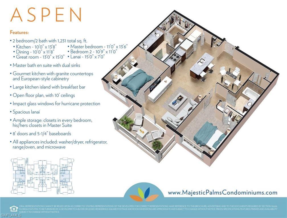11701 Olivetti Lane #409, Fort Myers, FL 33908 - #: 220074895