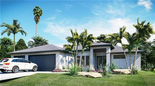Photo of 1148 Santa Barbara Boulevard N, CAPE CORAL, FL 33993 (MLS # 221055896)