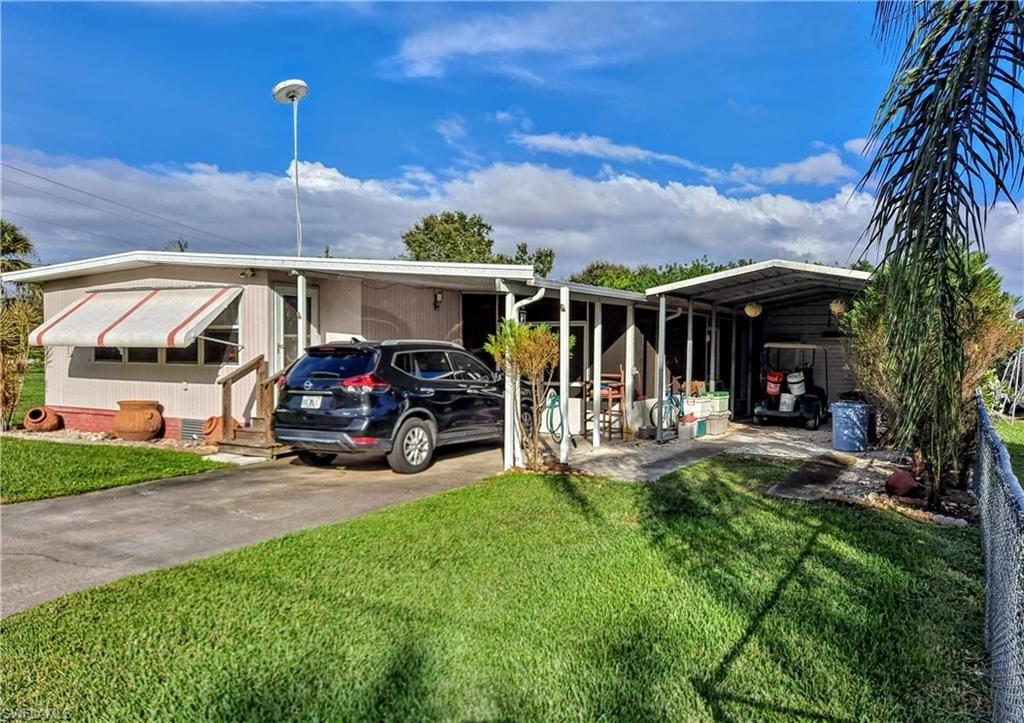 1021 Blue Heron Lane, Moore Haven, FL 33471 - #: 220070897