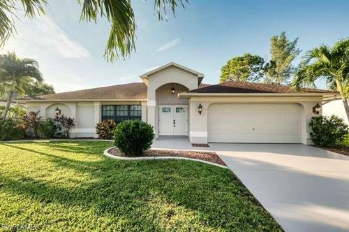 Photo of 2716 Miracle Parkway, CAPE CORAL, FL 33914 (MLS # 221073898)