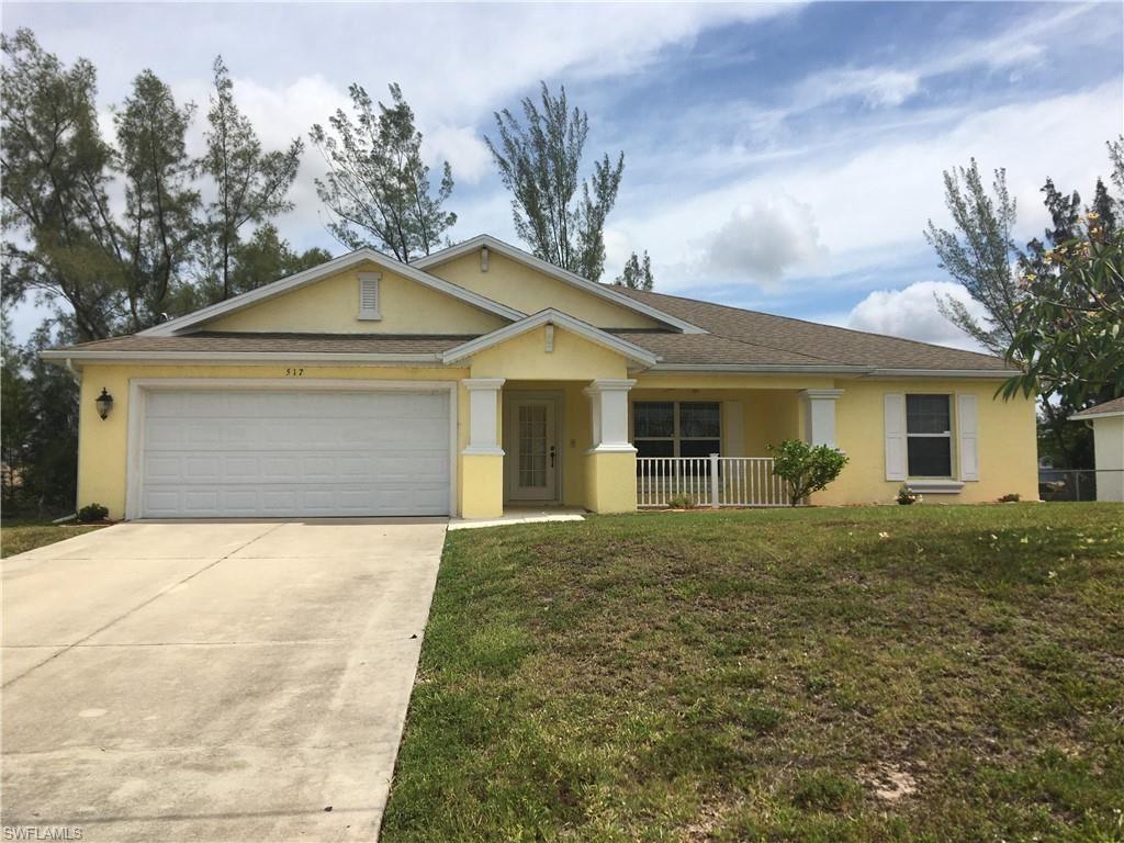 517 SW 26th Terrace, Cape Coral, FL 33914 - #: 221041901