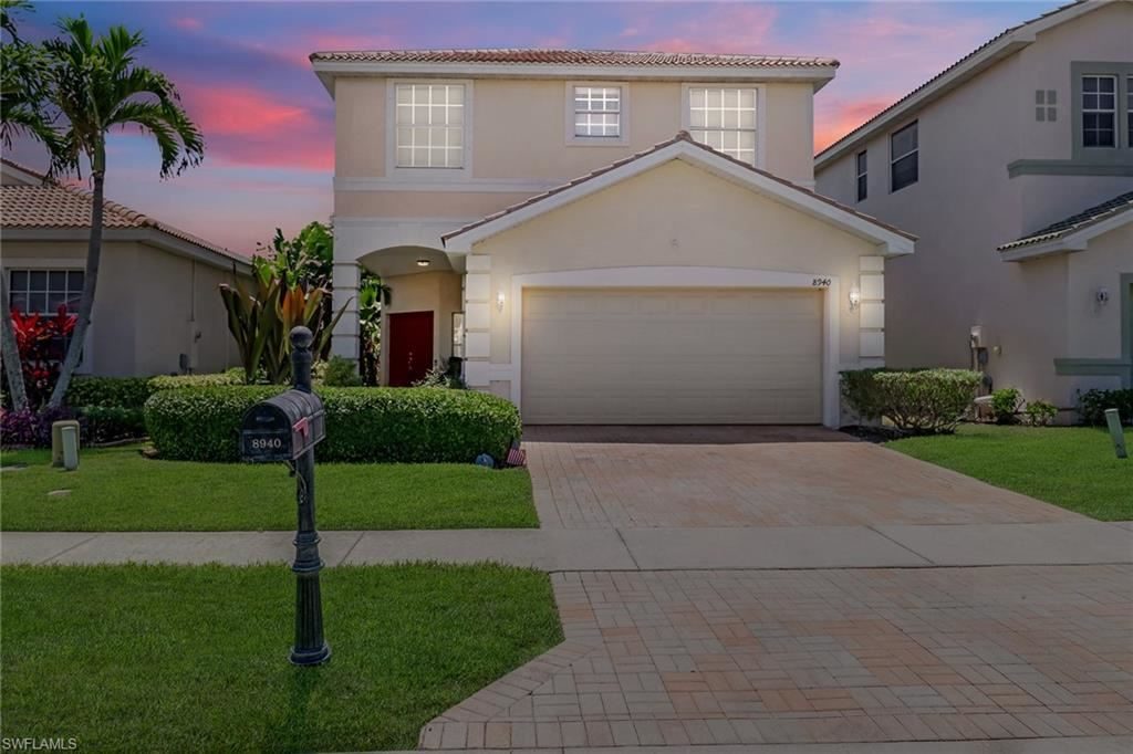 8940 Spring Mountain Way, Fort Myers, FL 33908 - #: 221040906