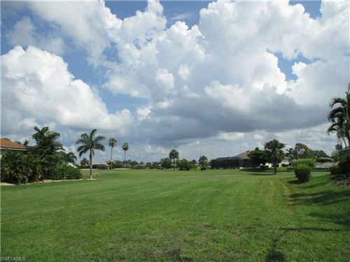 Photo of 11826 Royal Tee CT, CAPE CORAL, FL 33991 (MLS # 218042908)