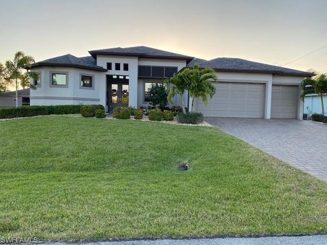 3406 SW 25th Court, Cape Coral, FL 33914 - #: 221026915