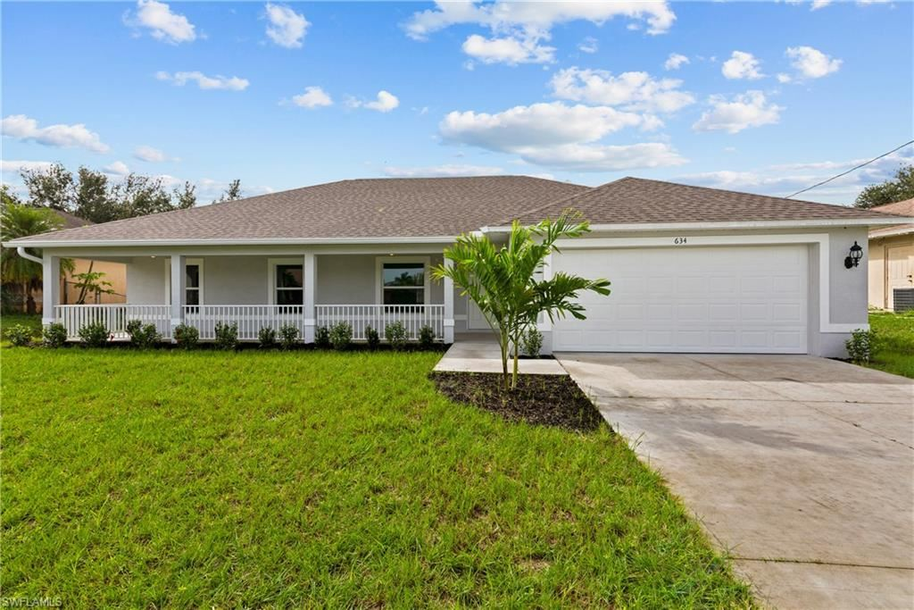 634 NW 3rd Street, Cape Coral, FL 33993 - #: 220042917