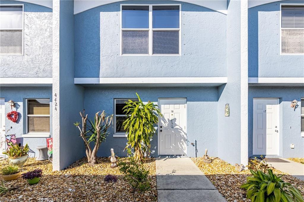 4424 SW 8th Place #16, Cape Coral, FL 33914 - #: 221002917