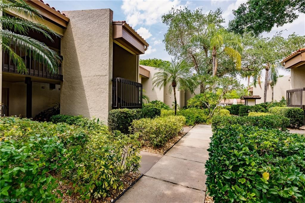 Photo of 4230 Steamboat Bend #103, FORT MYERS, FL 33919 (MLS # 220025922)