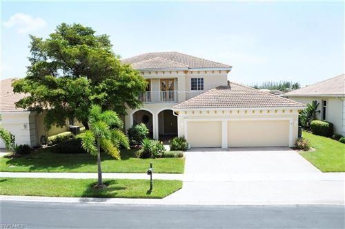 Photo of 8729 Paseo De Valencia Street, FORT MYERS, FL 33908 (MLS # 220042930)