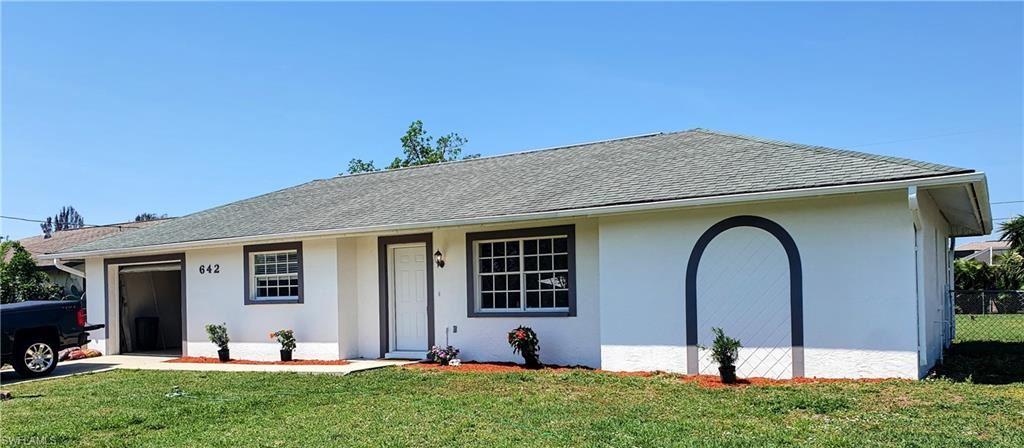 642 SE 21st Place, Cape Coral, FL 33990 - #: 221020930