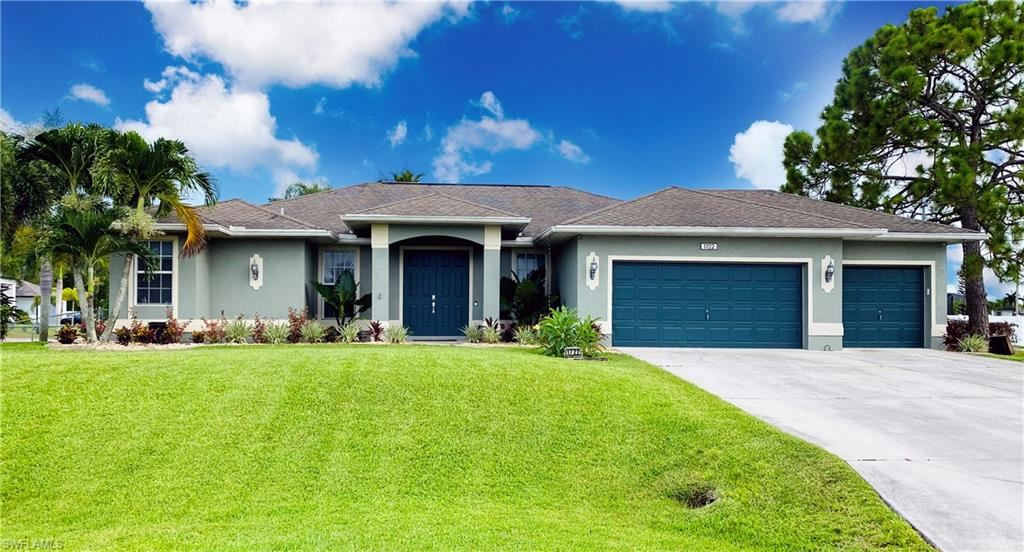 1722 SW 22nd Terrace, Cape Coral, FL 33991 - #: 220058934