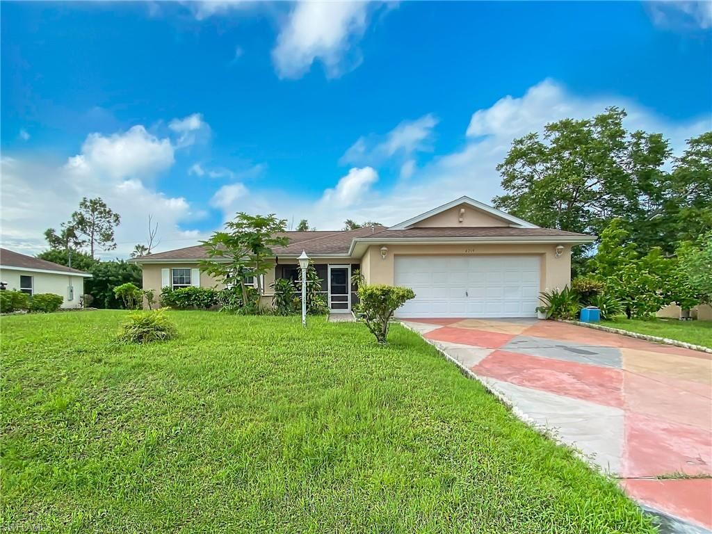 4219 4th Street W, Lehigh Acres, FL 33971 - #: 220058935