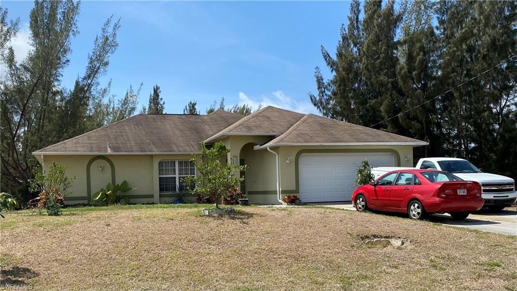 4206 NW 24th Terrace, Cape Coral, FL 33993 - #: 221026937