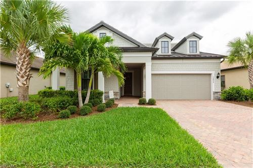 Photo of 12824 Epping Way, FORT MYERS, FL 33913 (MLS # 219072939)