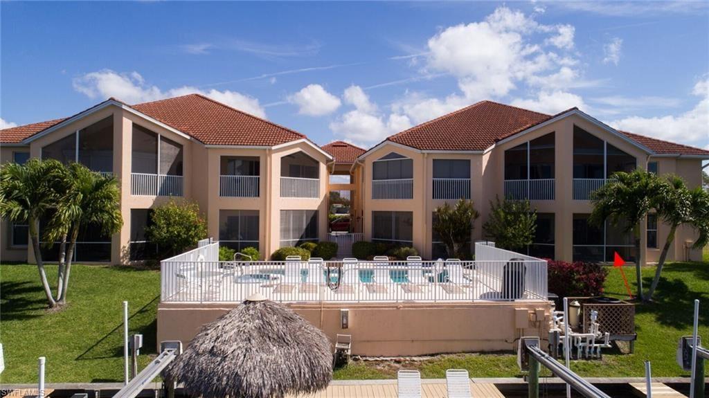 3744 SE 12th Avenue #101, Cape Coral, FL 33904 - #: 221033939