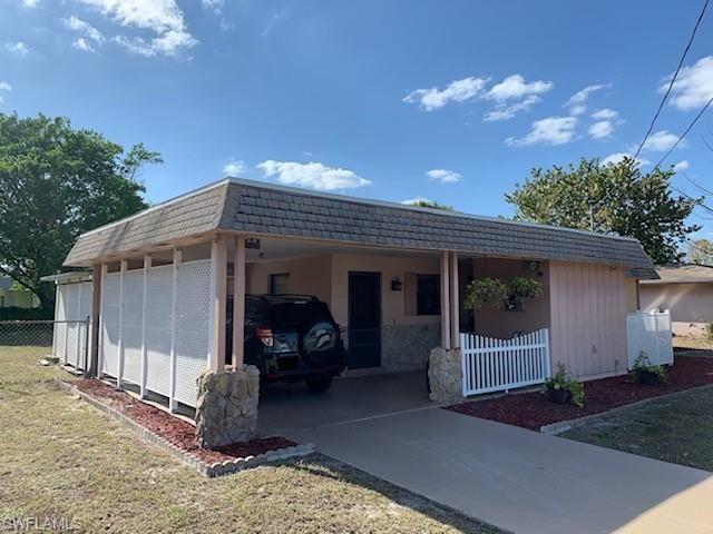 406 NE 15th Place, Cape Coral, FL 33909 - #: 221025942