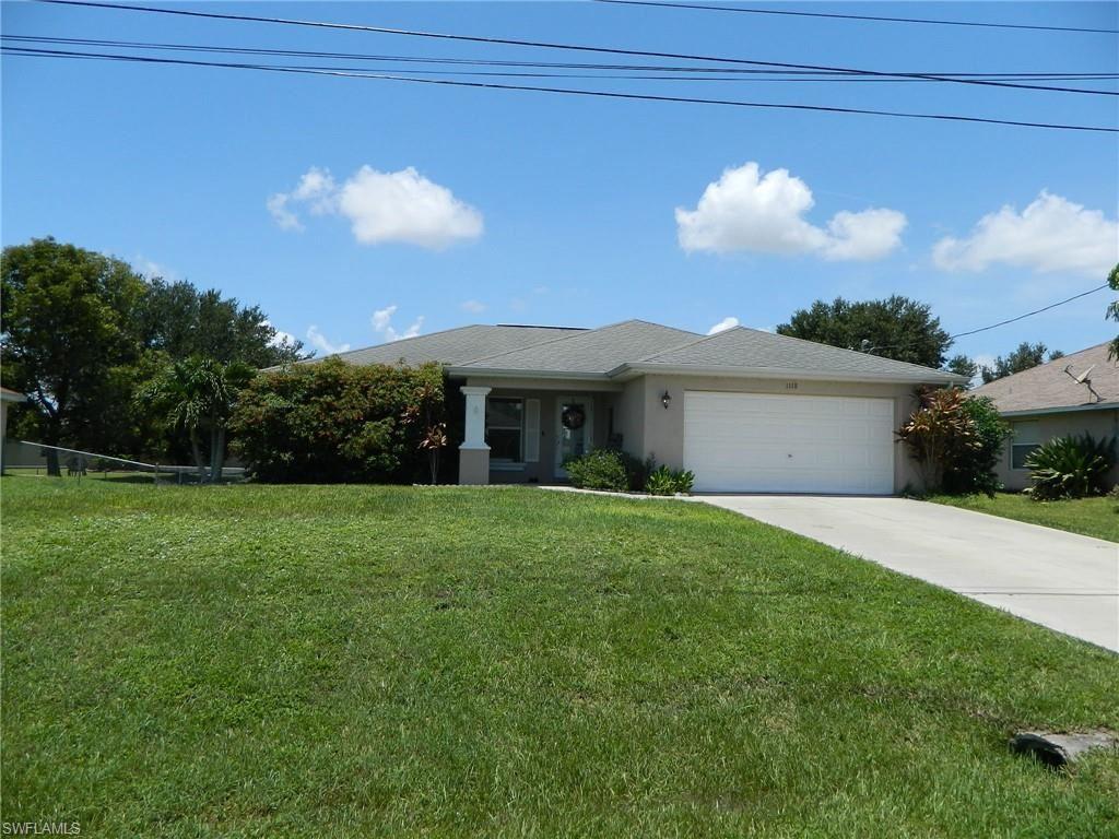 1118 NE 4th Place, Cape Coral, FL 33909 - #: 221049945