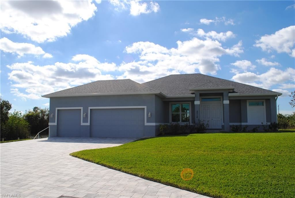 2714 NE 20th Court, Cape Coral, FL 33909 - #: 221016948