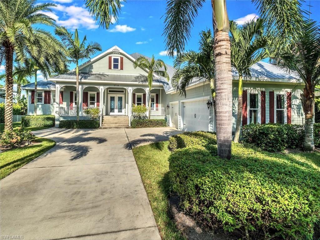 2714 Shriver Drive, Fort Myers, FL 33901 - #: 221071948
