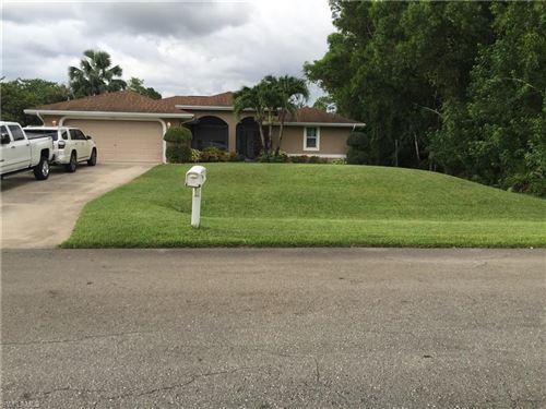 Photo of 5550 Belrose Street, LEHIGH ACRES, FL 33971 (MLS # 220039949)
