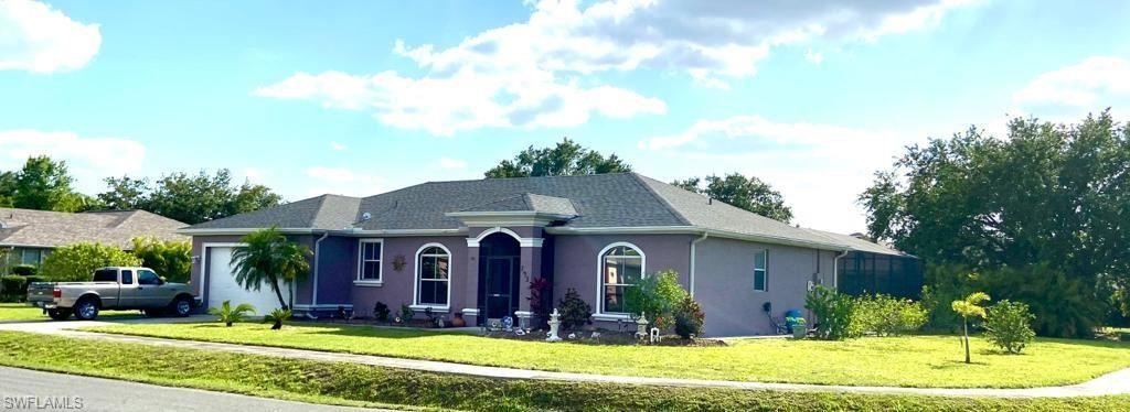 293 Justene Circle, Lehigh Acres, FL 33936 - #: 221031952
