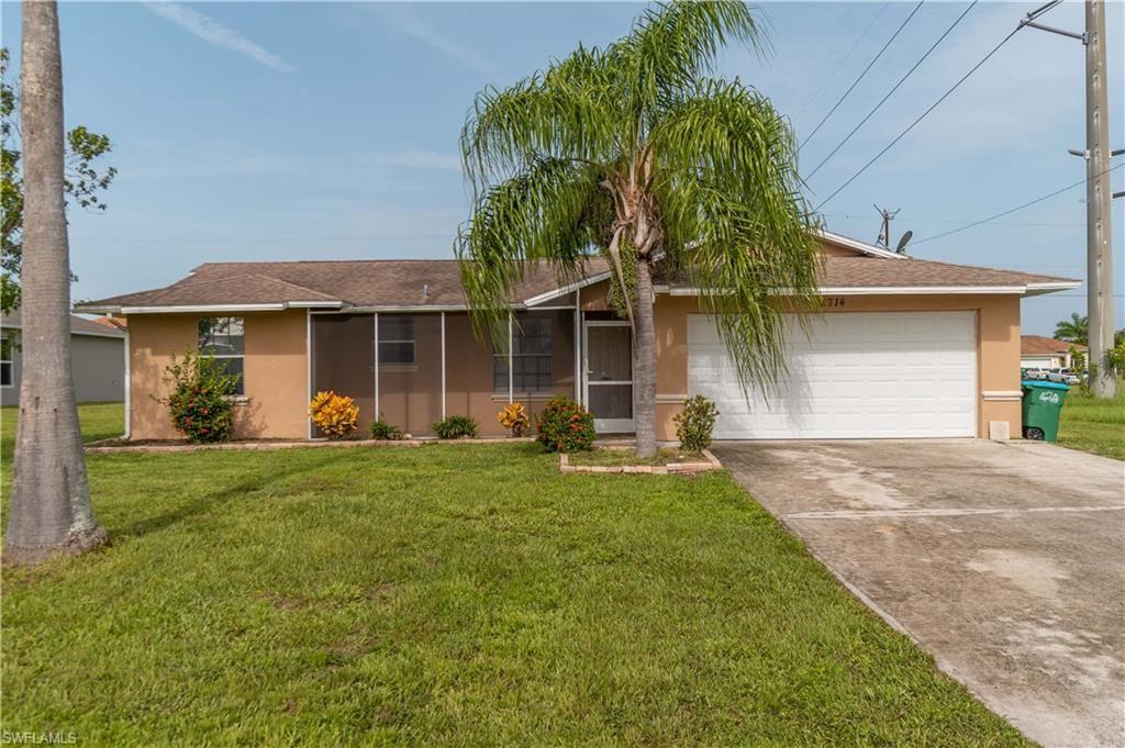 2714 NE 3rd Avenue, Cape Coral, FL 33909 - MLS#: 221061957