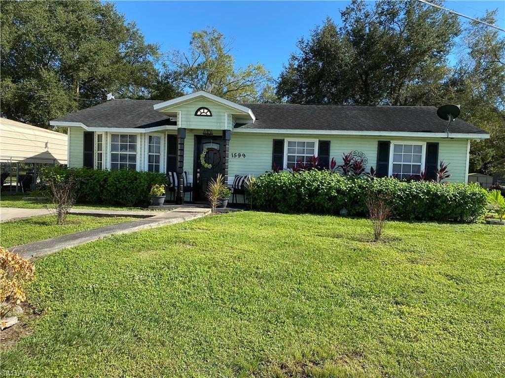 1599 West Avenue, Moore Haven, FL 33471 - #: 220073958