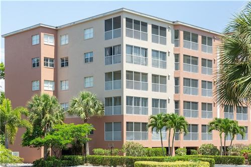 Photo of 14817 Laguna Drive #101, FORT MYERS, FL 33908 (MLS # 219039964)