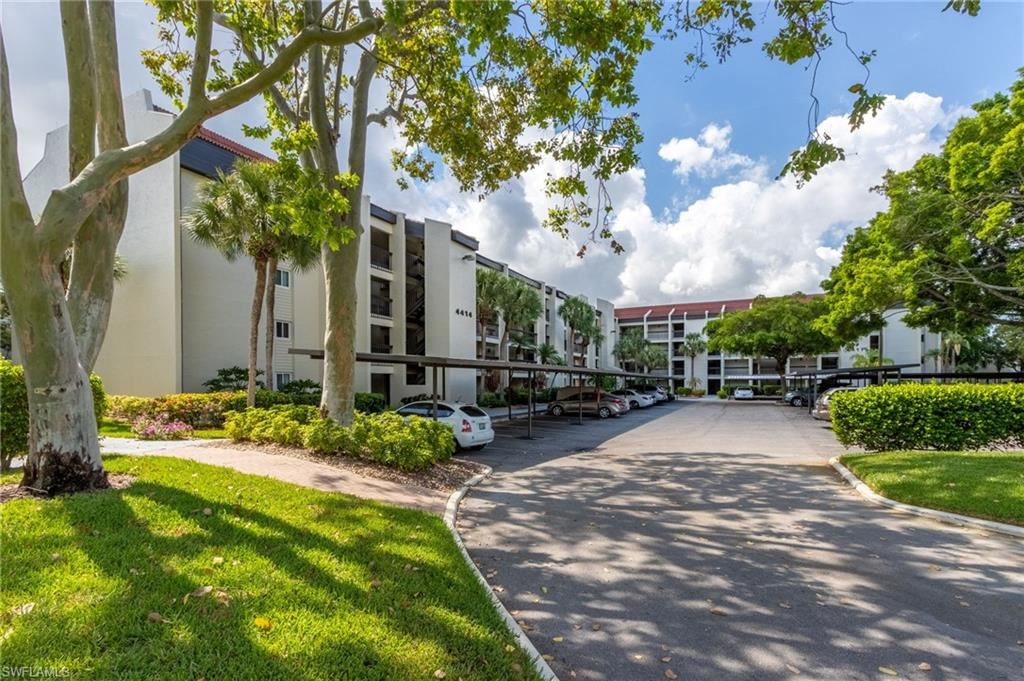 Photo of 4414 Spanker Court #1A, FORT MYERS, FL 33919 (MLS # 220043965)