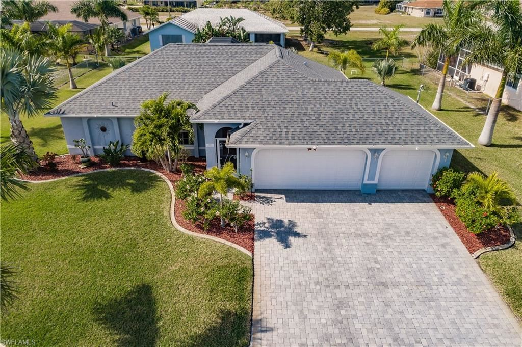 406 NW 36th Place, Cape Coral, FL 33993 - #: 221005965