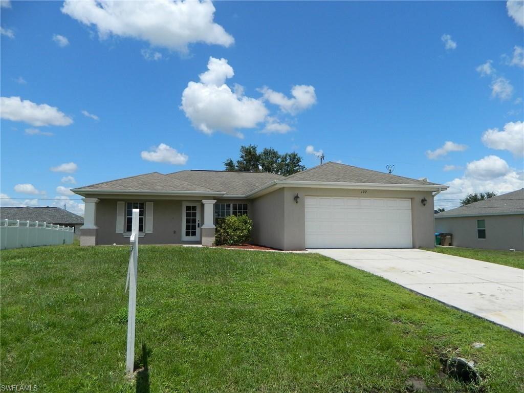 107 NW 7th Street, Cape Coral, FL 33993 - MLS#: 221049967
