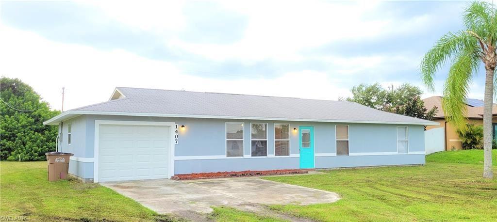 1407 NE 21st Place, Cape Coral, FL 33909 - #: 221058970