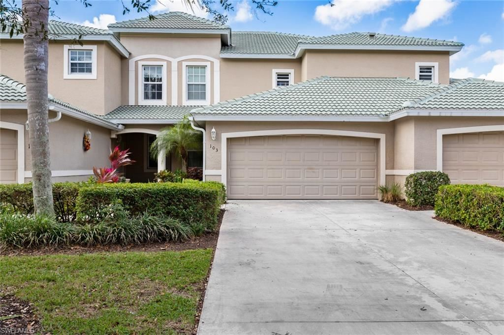 3405 LAUREL GREENS Lane S #103, Naples, FL 34119 - MLS#: 220006977