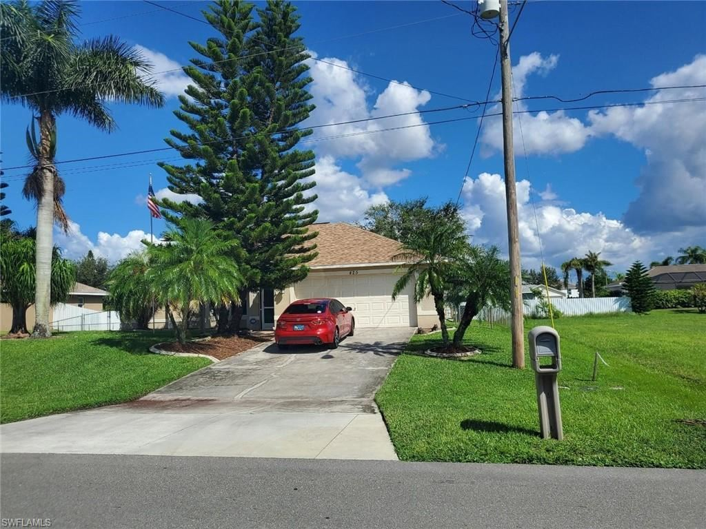 425 NW 1st Place, Cape Coral, FL 33993 - #: 221072977