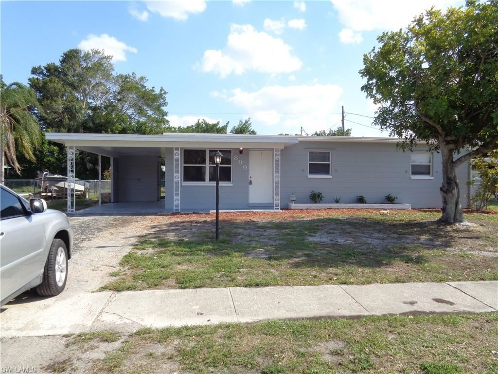 899 Coconut Drive, North Fort Myers, FL 33903 - #: 221030980