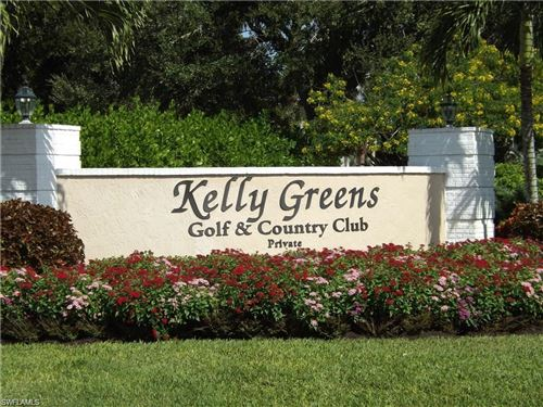 Photo of 16301 Kelly Woods Drive #205, FORT MYERS, FL 33908 (MLS # 219074983)
