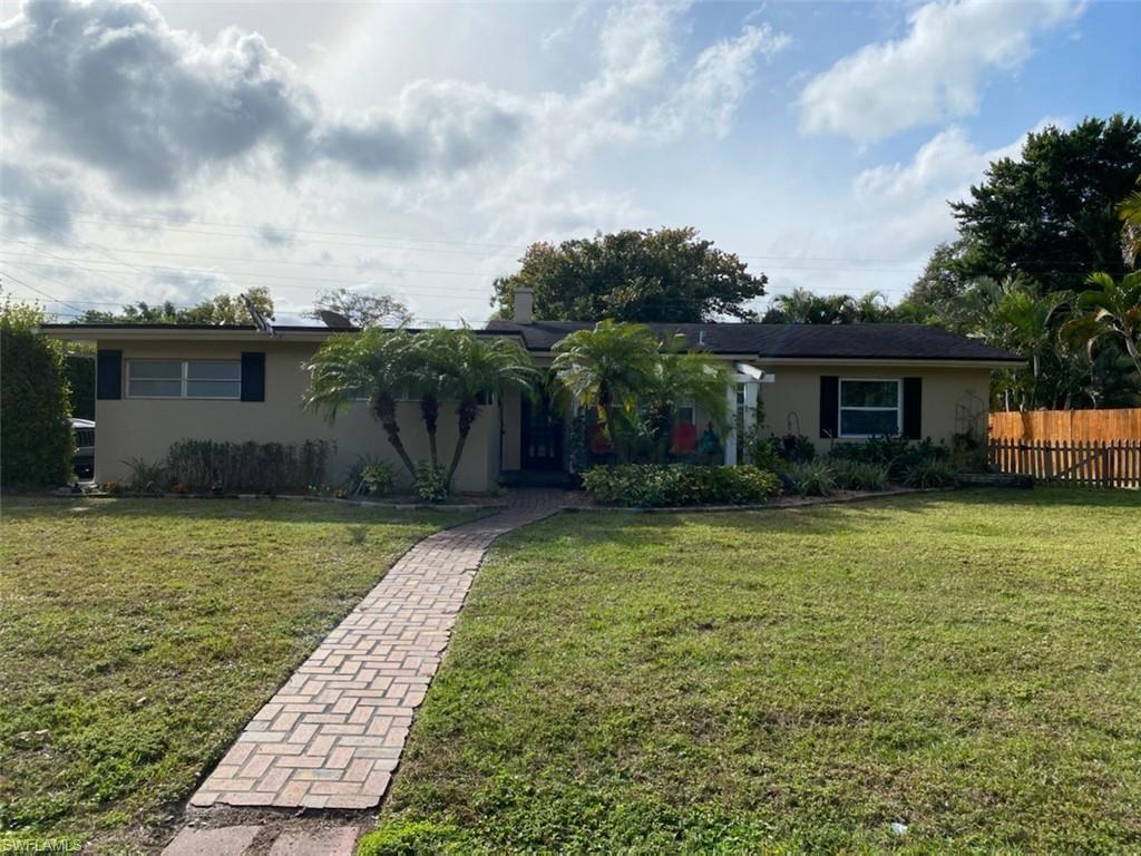 1272 Burtwood Drive, Fort Myers, FL 33901 - #: 221006986
