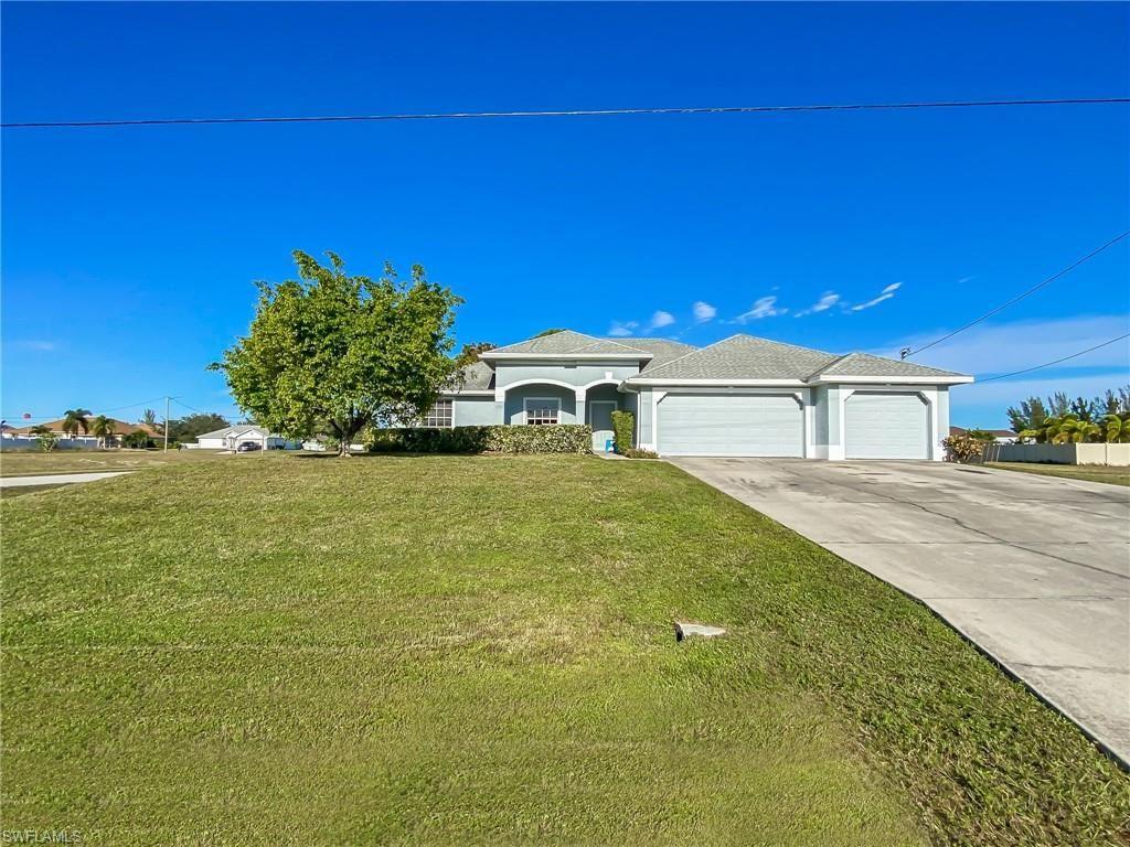 1825 NW 12th Terrace, Cape Coral, FL 33993 - #: 220078988