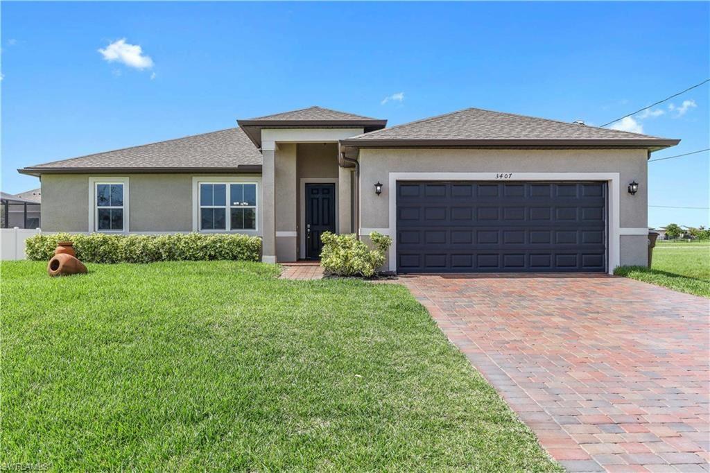 3407 NW 8th Terrace, Cape Coral, FL 33993 - #: 221045989