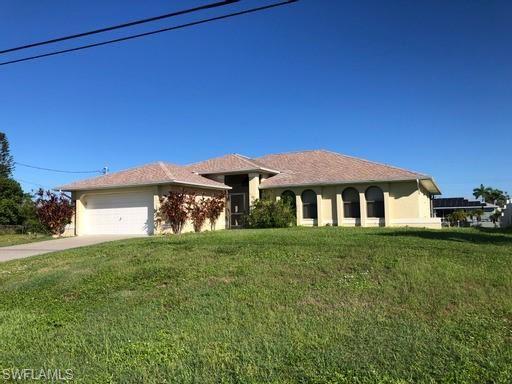 825 SW 40th Terrace, Cape Coral, FL 33914 - #: 221072991